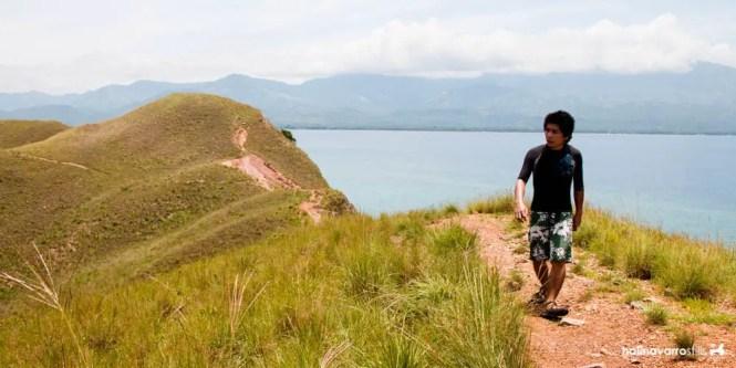 Malalison Island rolling hills