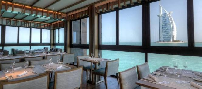 Pierchic restaurant iin Dubai