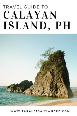 Travel guide to Calayan Island, Cagayan, PH