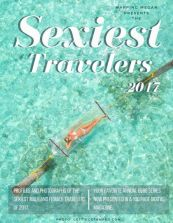 Sexiest travelers 2017