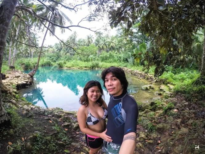 Beto cold spring, Barobo, Surigao del Sur
