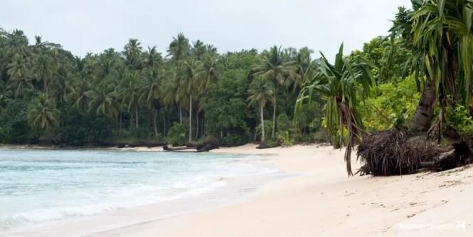 Cabgan Island in Barobo, Surigao del Sur