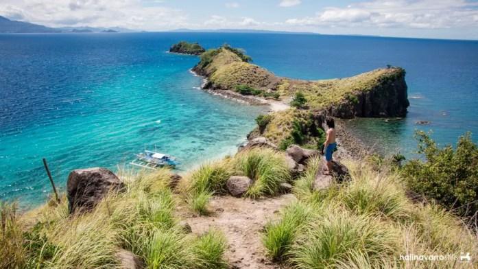 Other side of Sambawan Island, Biliran