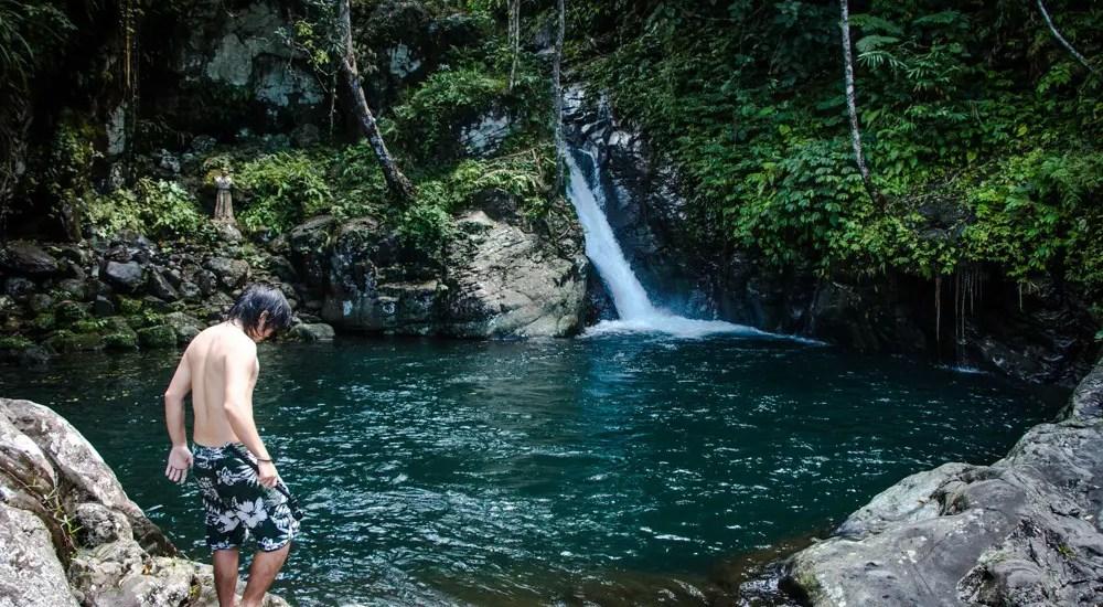 Recoletos Falls, Almeria, Biliran