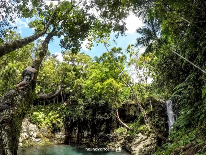 Recoletos Falls, Biliran