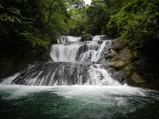 Igpasungaw Falls, Antique