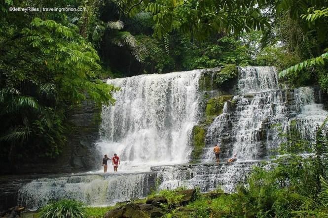 Merloquet Falls, Zamboanga