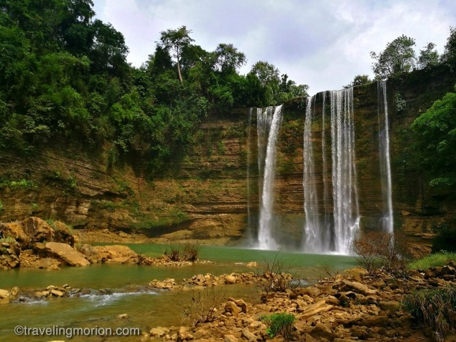 Niludhan Falls, Negros Oriental