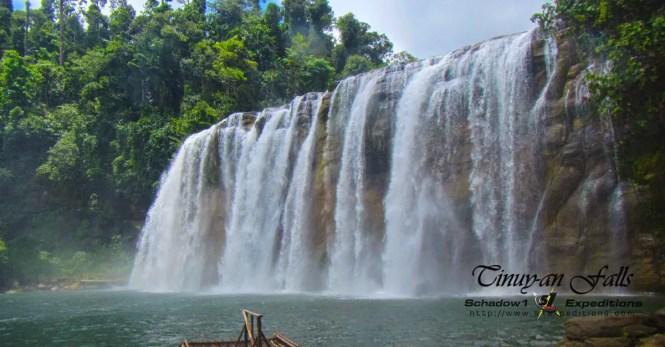 Tinuy-an Falls, Surigao del Sur
