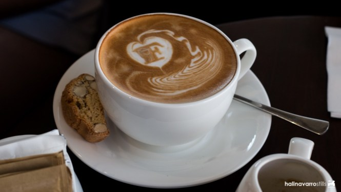 Francesco's Kitchen coffee