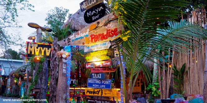 Bar in Koh Lipe