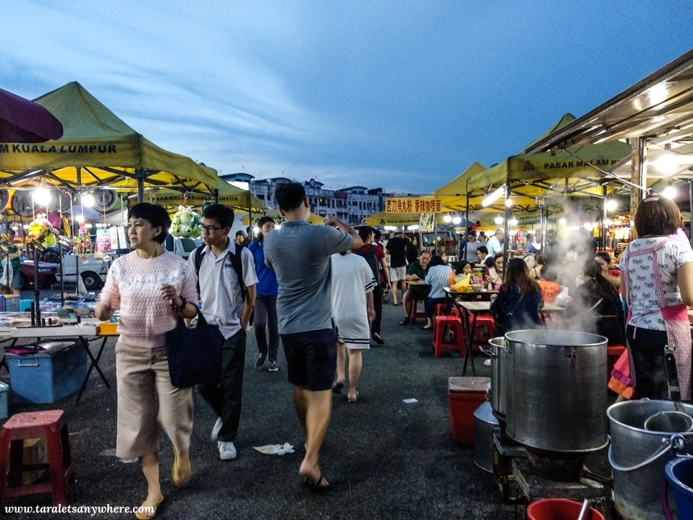 3 of the Best Night Markets in Kuala Lumpur