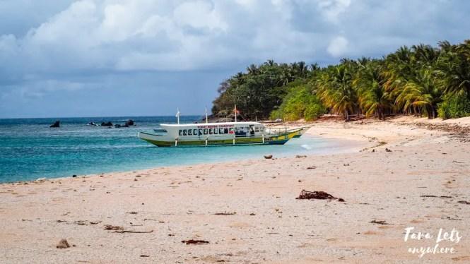 Parola Island, Camarines Norte