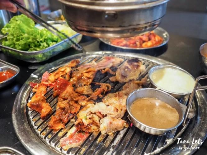 Samgyupsalamat Korean Restaurant review