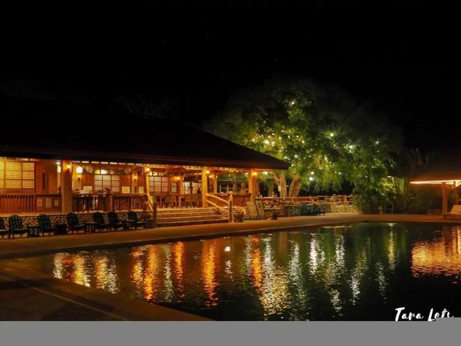 Restaurant in Punta Verde Resort, Lobo, Batangas