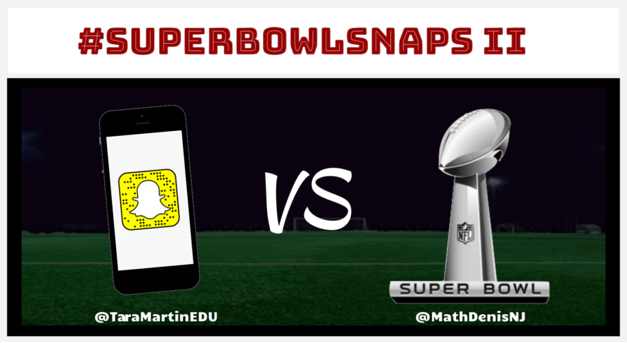 It's #SuperBowlSnaps II: Snapchat vs Football! – R.E.A.L.