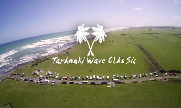 taranaki wave classic 2013 aerial view