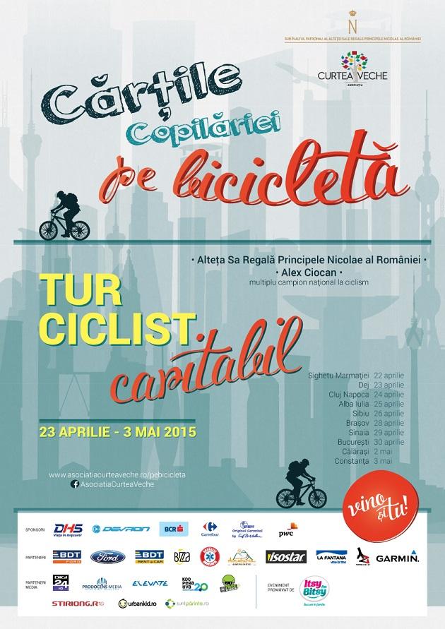 Afis_tur_ciclist_Asociatia_Curtea_Veche
