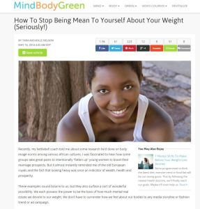 mindbody green stop being mean to yourself about your weight