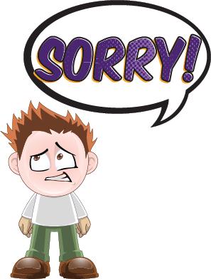I'm Sorry. So Sorry - Tarantin Industries