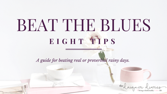 Eight Tips to Beat the Blues