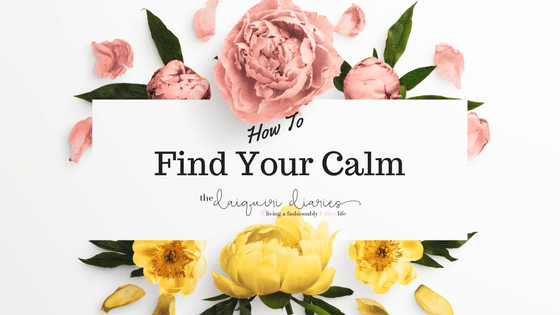 Finding your Calm