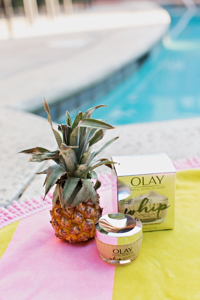 Olay Total Effects Whip | The SPF Edition
