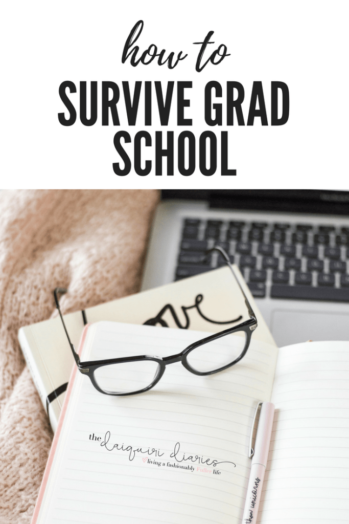 Year One of my Doctorate | How to Survive Grad School