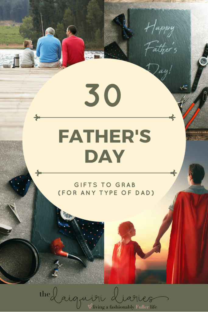 30 Dad Gifts for Father's Day