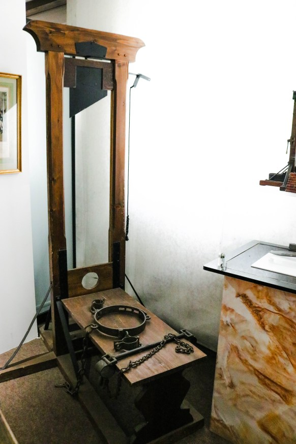 Guillotine France
