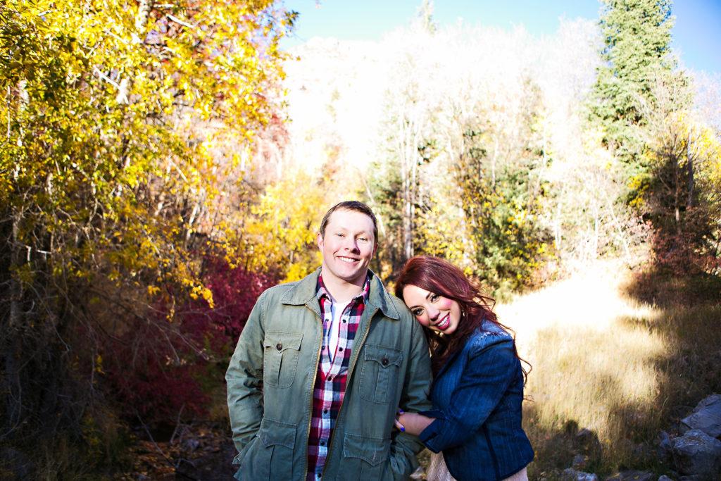 Mill Creek Fall Foliage