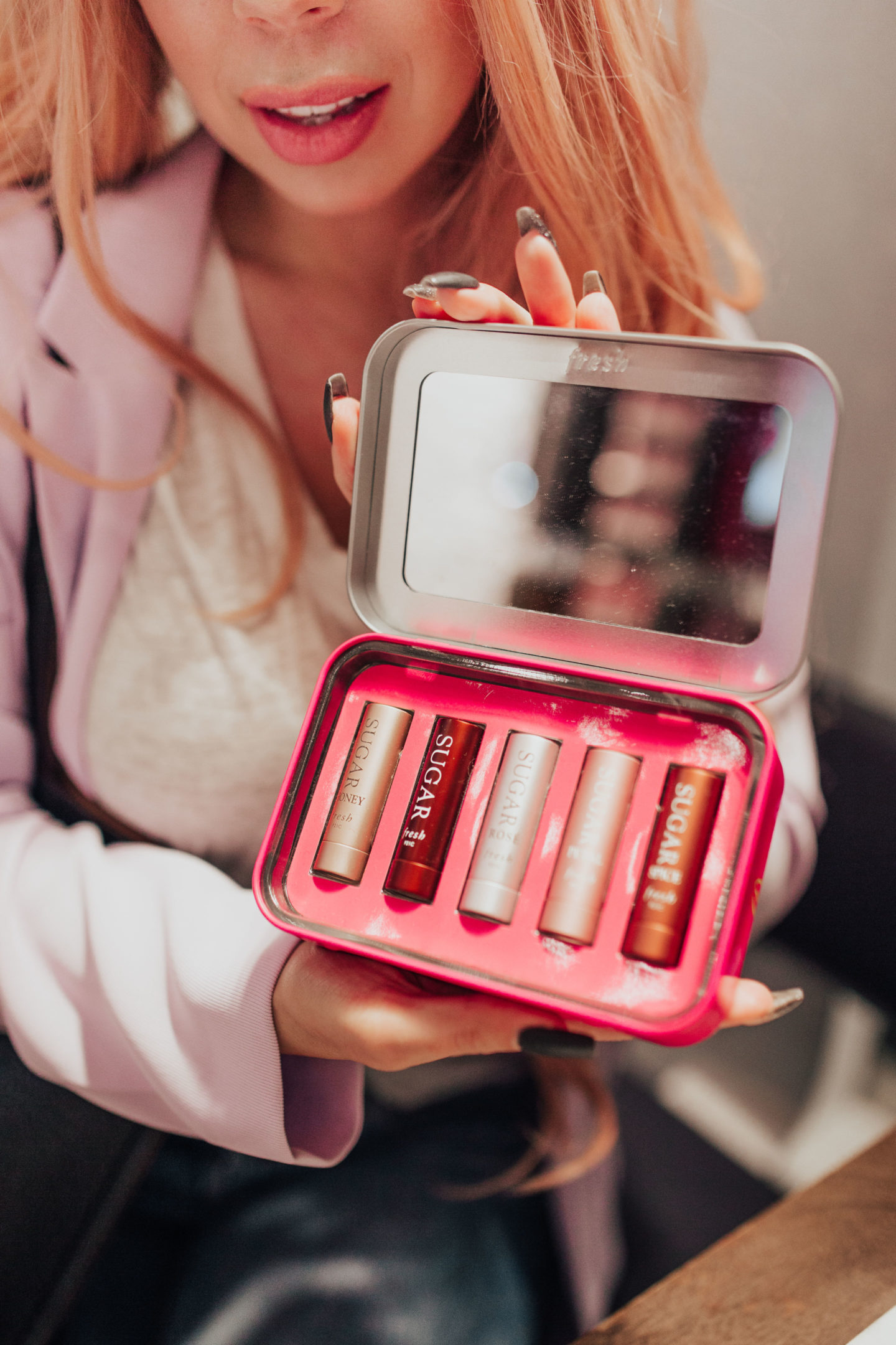 fresh beauty lip balm
