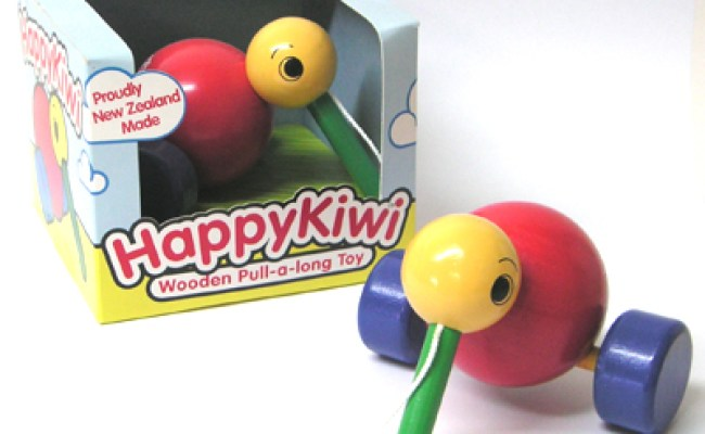 C701 Happykiwi Pull Along Toy Tarata Online Shop Made