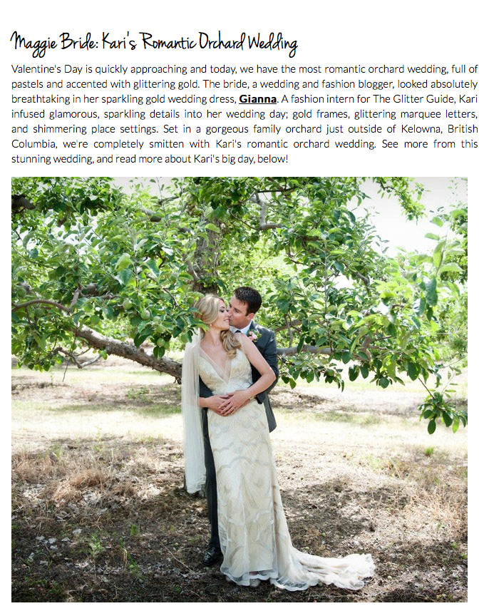 Calgary Wedding Photography Maggie Sottero