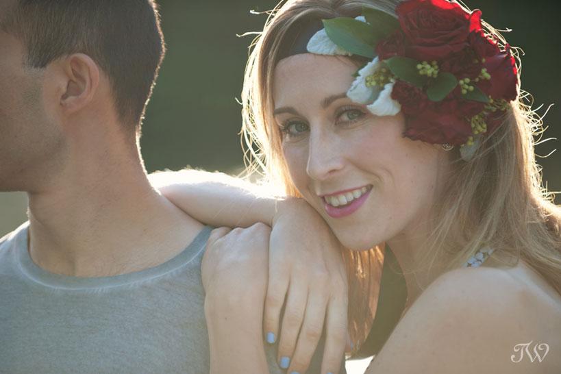 love shoot captured by Tara Whittaker Photography