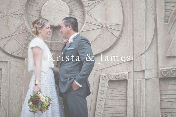 Krista & James