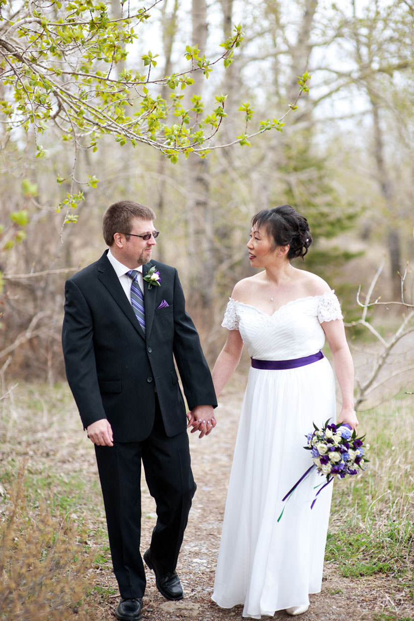 Spring bride and groom share their best wedding advice Tara Whittaker Photography