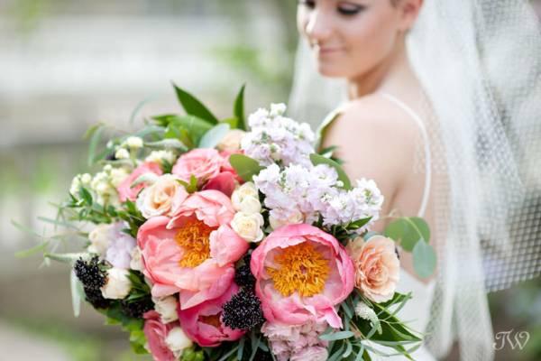 Best bridal bouquets of 2017