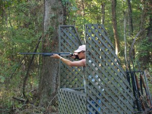 Sporting Clay Range