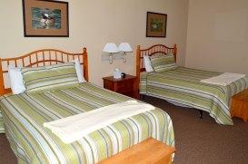 Tara Lodge Bedroom