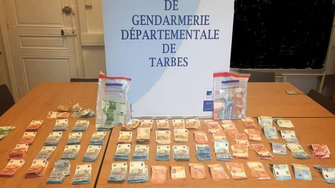 Faux billets. 4 individus arrêtés et mis en examen à Tarbes
