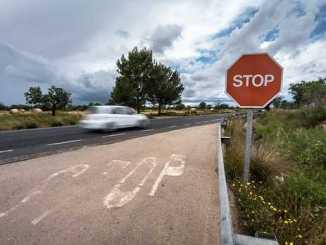 Baisse du nombre d'accidents de la route dans les Hautes Pyrénées
