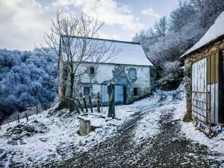 Temps encore hivernal ce lundi à Tarbes
