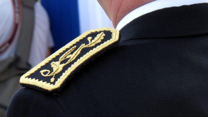 Le préfet d'Occitanie Etienne Guyot en visite à Tarbes