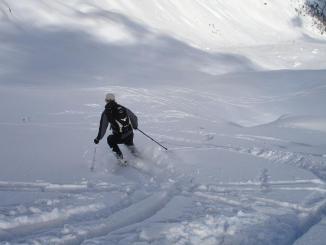 Pyrénées. Ils sont allés tester les premières neiges
