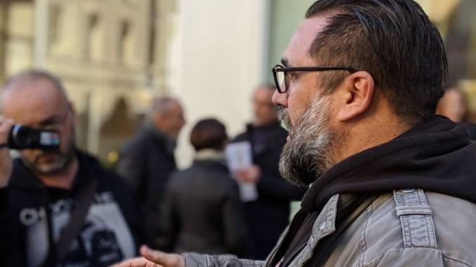 Hervé Charles et Tarbes Citoyenne accélèrent leur campagne