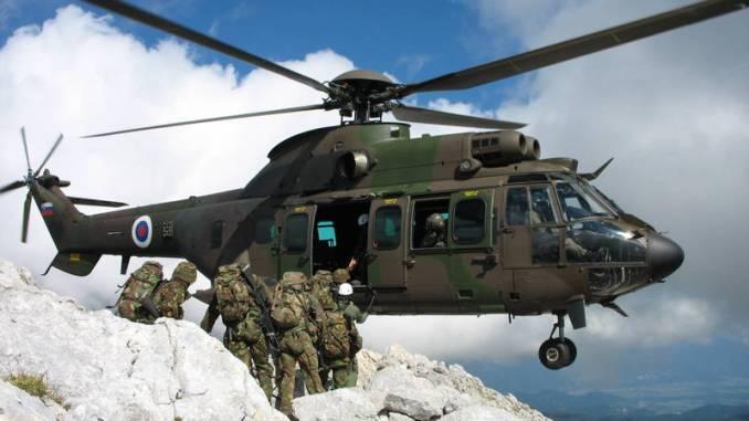 2 morts dans le crash d'un hélicoptère militaire au nord de Tarbes