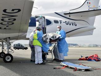 Coronavirus. un patient en réanimation transféré du Grand Est à Tarbes