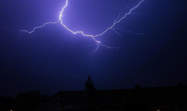 Alerte aux orages et aux vents violents sur Tarbes