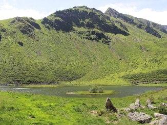 Mort d'un randonneur sur les crètes du Pène Nère visible depuis Tarbes